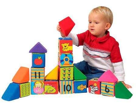 Игры и занятия для детей по знакомству